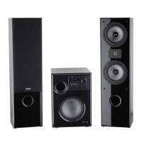Boxe active bluetooth 2.1 Akai, 60 W, 89 dB, 4 Ohm, functie karaoke, USB, suport cardSD