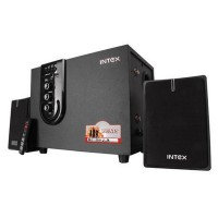 Boxe multimedia Intex IT-1800, USB/SD, Negru