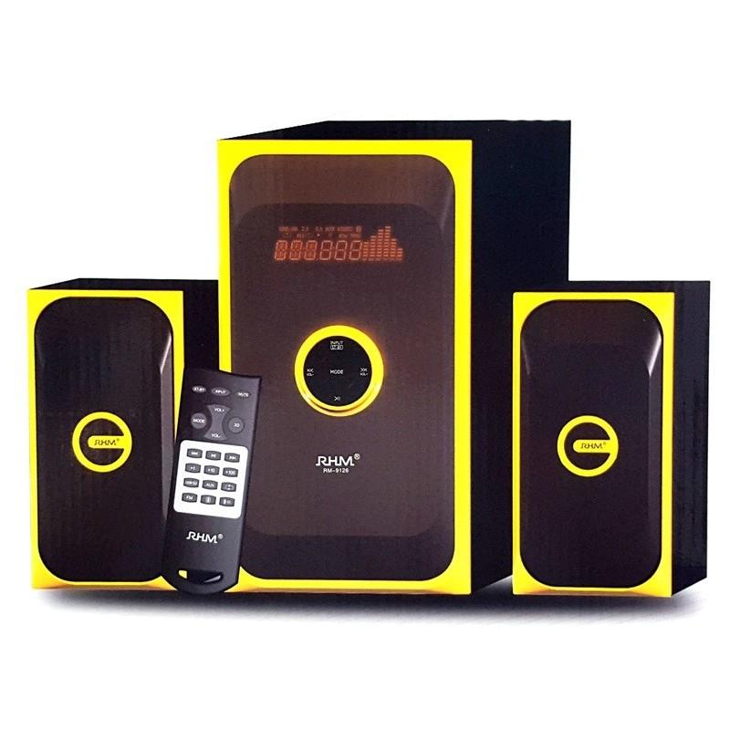 Boxe multimedia RHM RM-9126, USB, radio FM 2021 shopu.ro