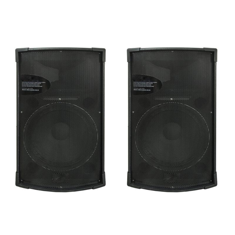 Boxe pasive Vlliodor TT-15, 4 Ohm, 150 W, amplificator incorporat