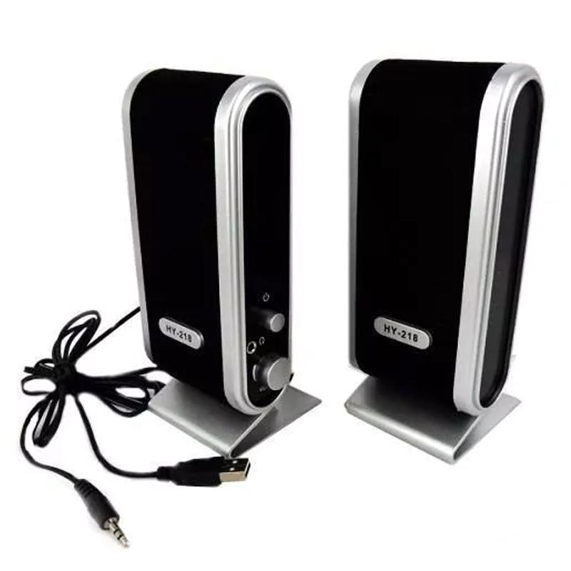 Boxe PC Camac HY-2030, USB, Negru