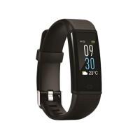 Bratara fitness Acme ACT304, HR, GPS, functie multi-sport, notificare apel/mesaj, Negru