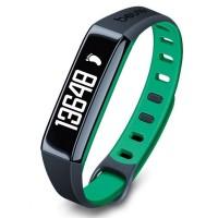 Bratara monitorizare activitate fizica Beurer AS80C, stocare 30 zile, verde