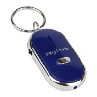 Breloc localizator pentru chei Key Finder, LED, atentionare acustica