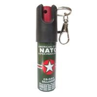 Breloc spray autoaparare NATO, 20 ml