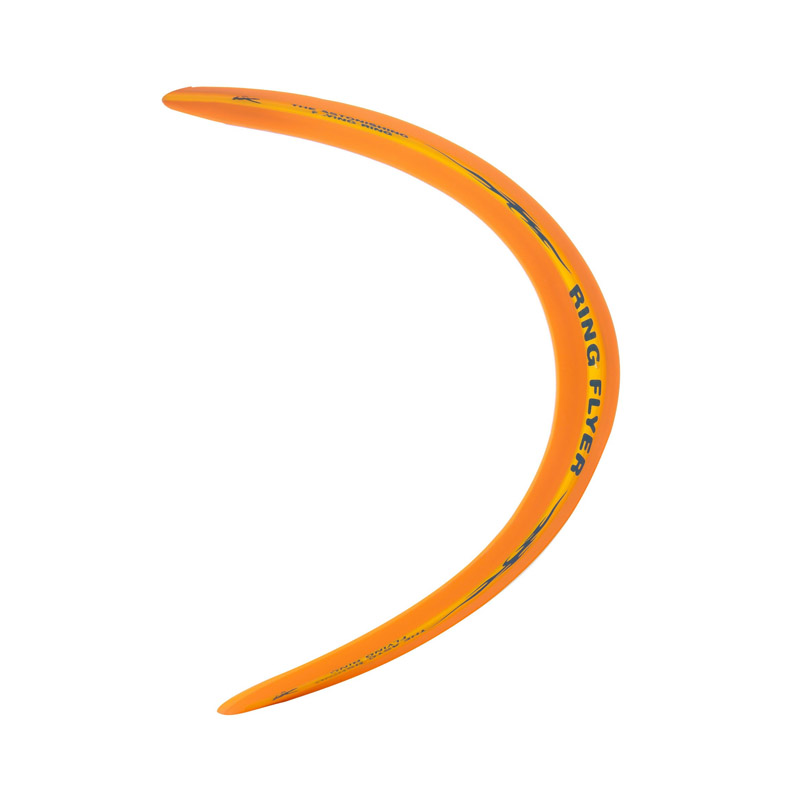 Bumerang PVC Maxtar, 34 cm, 6 ani+, portocaliu