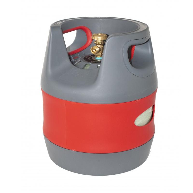 Butelie gaz GPL Elefant, 12 L, 30 bar, corp compozit 2021 shopu.ro