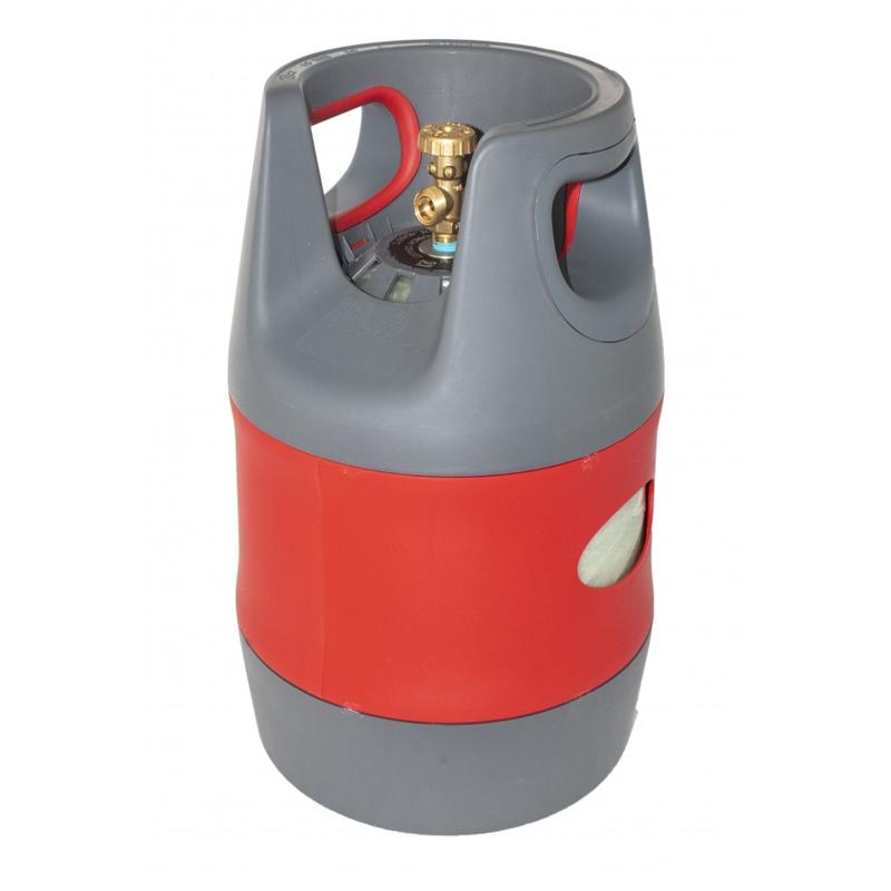 Butelie gaz GPL Elefant, 24 L, 30 bar, corp compozit 2021 shopu.ro