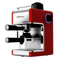 Espressor de cafea Caffeccino Samus, 3.5 bari, 800 W, Rosu