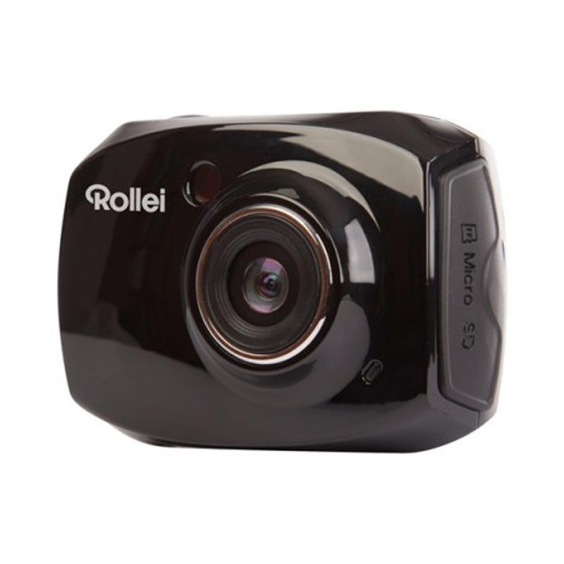 Camera sport RacyBk Rollei, full HD, telecomanda 2021 shopu.ro