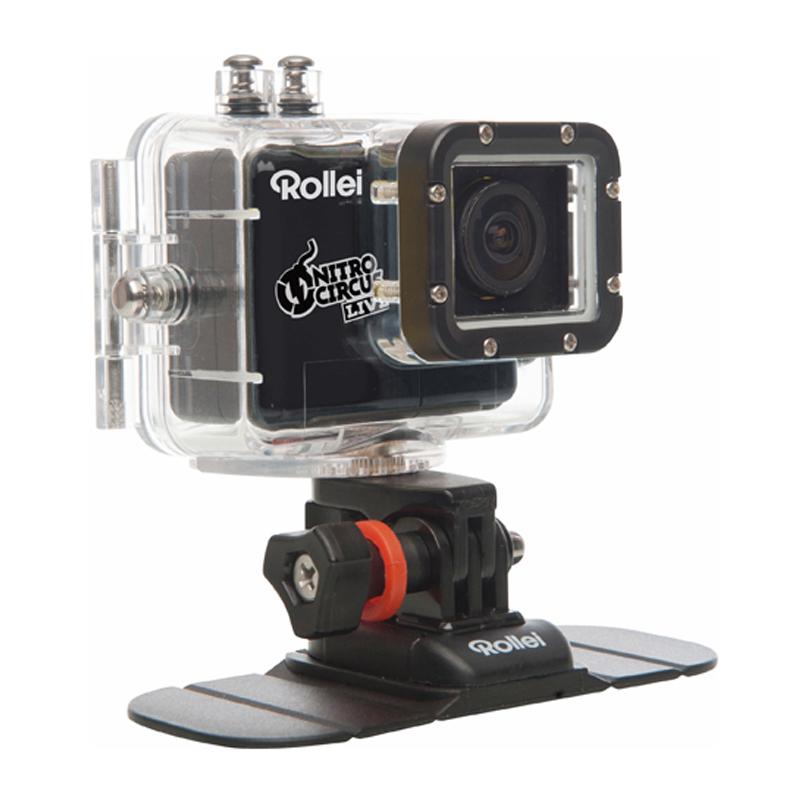 Camera actiune Nitro Circus Rollei, 14 MP, full HD, Wi-fi