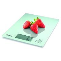 Cantar bucatarie Easy Weight Trisa, 5 kg, ecran Lcd, Alb