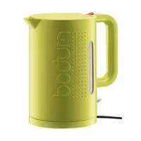 Fierbator de apa Bistro Lime Green Bodum, 1,5 l, Verde