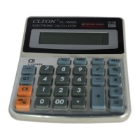 Calculator electronic CLTON CL-1800S, 12 cifre