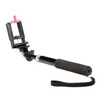 Monopod reglabil pentru selfie Camlink, 100 mm