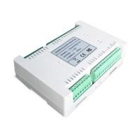 Comutator retea Genway CM-02NEQH, pentru 2 panouri apel
