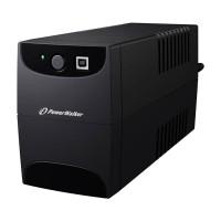 Sursa neintreruptibila line-interactive PowerWalker, 650 VA