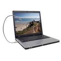 Lampa Notebook Konig, USB, Argintiu