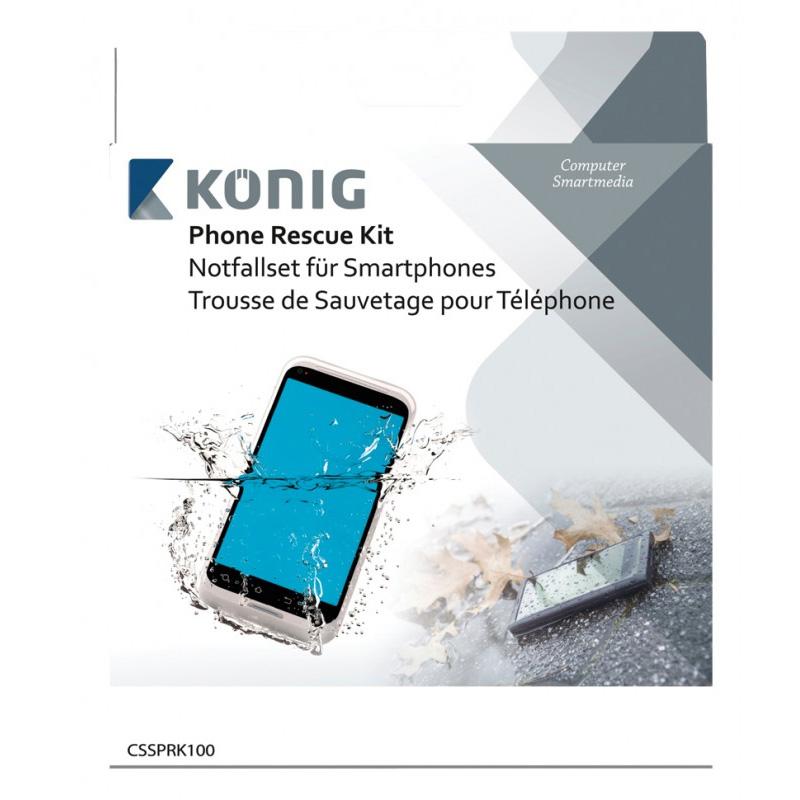Kit pentru inlaturarea apei din electronice Konig 2021 shopu.ro