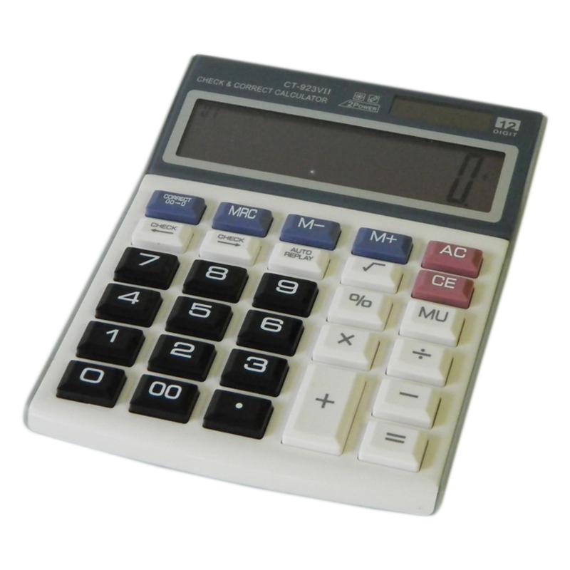 Calculator electronic CT-923VII, 12 cifre 2021 shopu.ro