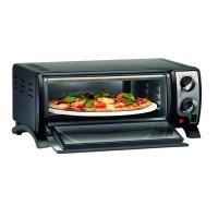 Cuptor pizza Pizza al Forno Trisa, 13 l, 1400 W