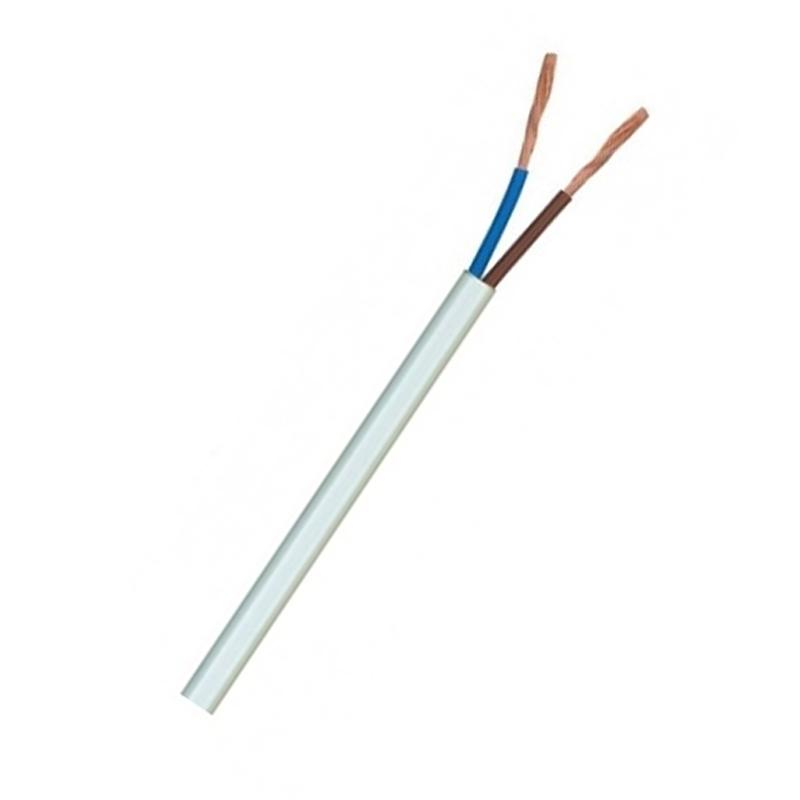 Cablu alimentare plat MYYM Genway, 2 x 0.5 mm², 100 m 2021 shopu.ro
