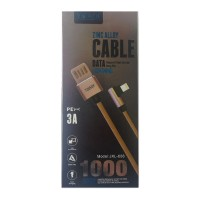 Cablu de date/incarcare Lightning B Yijiade, 1000 mm, 90 grade