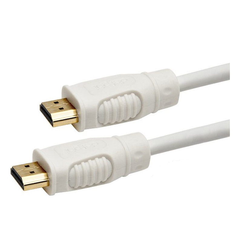 Cablu digital multimedia 3D HDMI - HDMI Carguard, 1 m, ecranare dubla 2021 shopu.ro