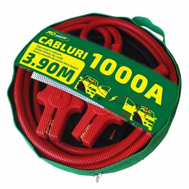 Cabluri transfer curent baterii Ro Group, 1000A 2021 shopu.ro
