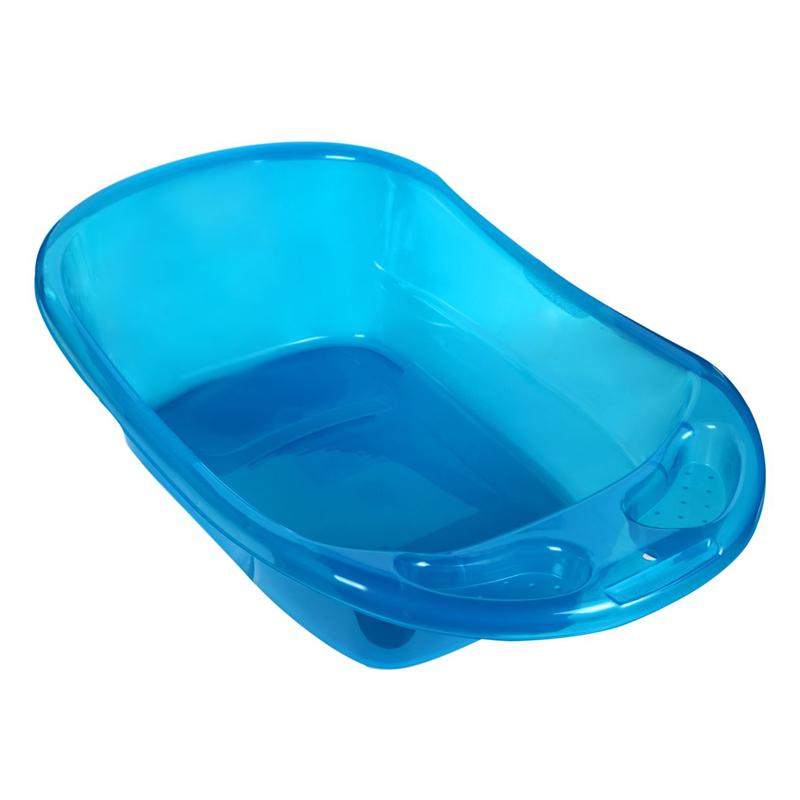 Cadita pentru bebelusi, 30 l, 88 x 50 cm, Albastru 2021 shopu.ro