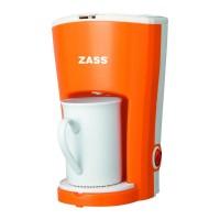 Cafetiera Zass, 450W, 150ml, capacitate 1 cana