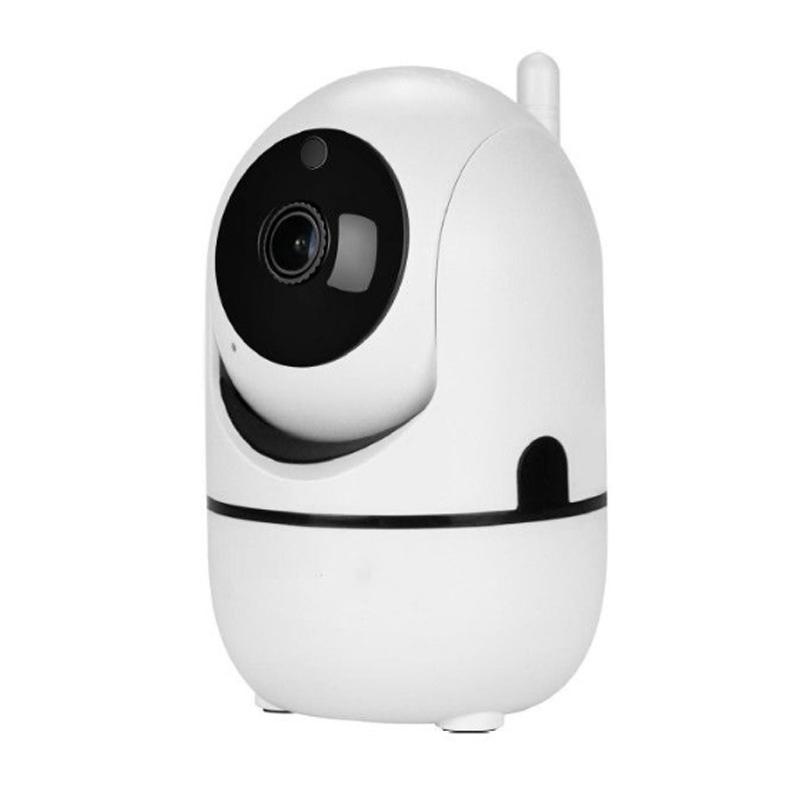 Camera Baby Monitor Sectec, camera P2P, WI-FI, PTZ, HD 1080p, stocare cloud, IR, slot card TF, microfon 2021 shopu.ro