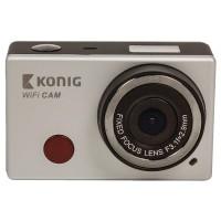 Camera actiune Konig, Full HD, WiFi, rezistenta la apa