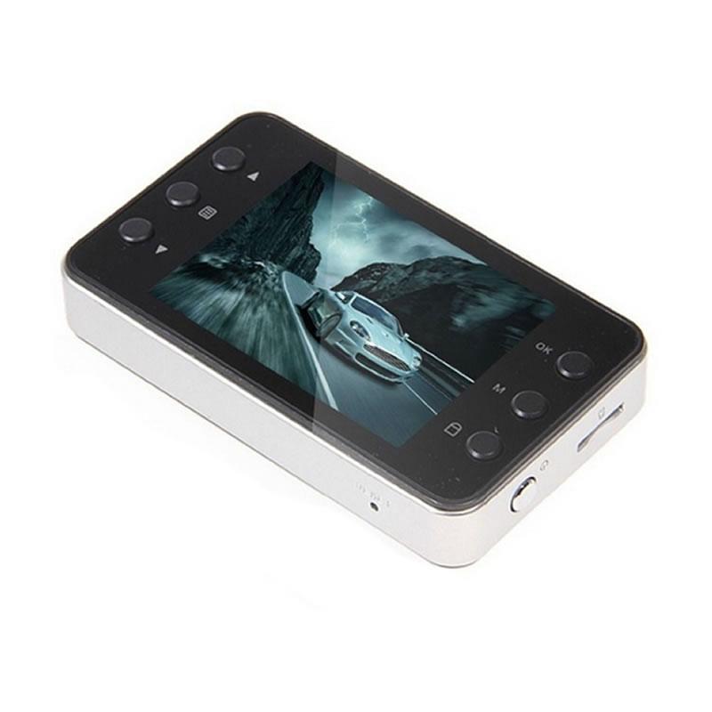 Camera auto BlackBox full HD, display 2.4 inch, suport card SD