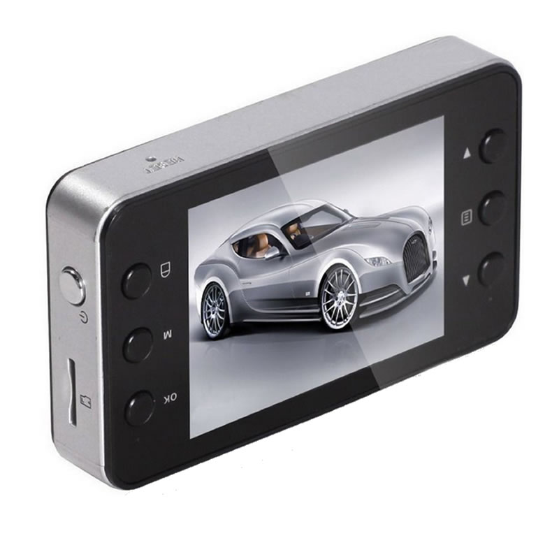 Camera auto BlackBox full HD, display 2.4 inch, suport card SD