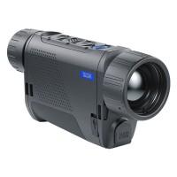 Camera cu termoviziune Pulsar Axion XQ38, marire 3.5-14x, senzor 384 x 288 pixeli, memorie 16 GB, ecran Amoled, acumulator AP5 inclus