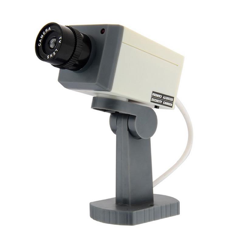 Camera supraveghere falsa, 3 x AA, LED 2021 shopu.ro