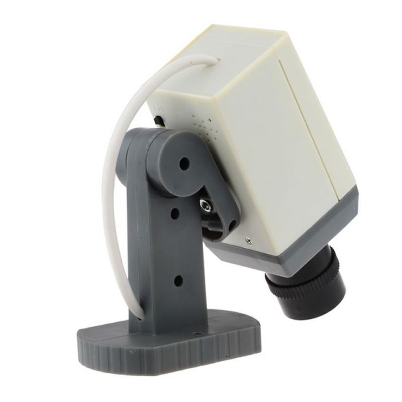 Camera supraveghere falsa, 3 x AA, LED