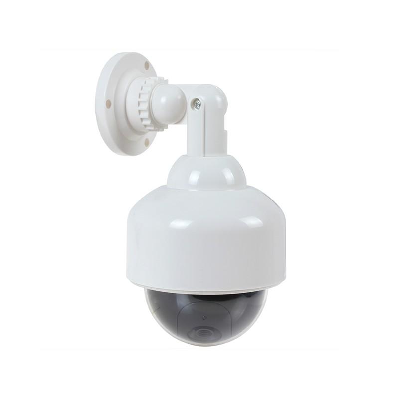 Camera falsa de supraveghere Dome Dummy Speed, LED 2021 shopu.ro