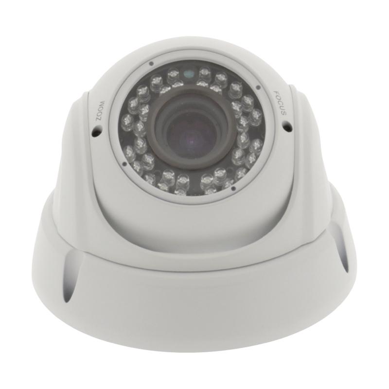 Camera securitate tip Dome Konig, LED, lentile varifocale, senzor CMOS