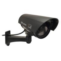 Camera supraveghere falsa dummy camera, ABS, 2 x baterii AA