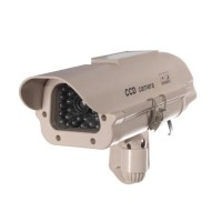 Camera supraveghere falsa dummy camera, LED, ABS