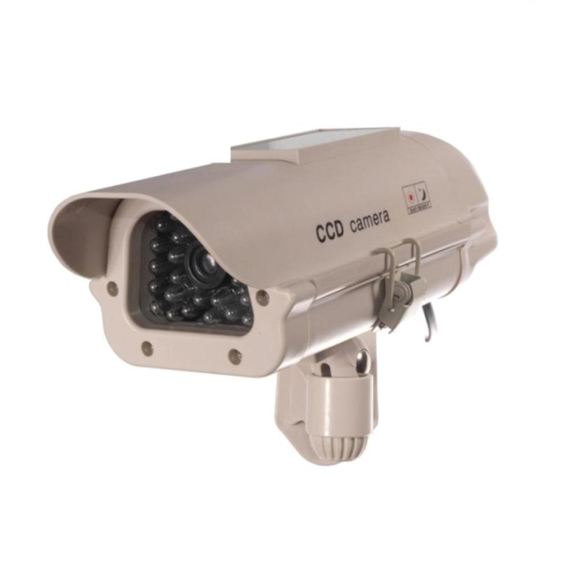 Camera supraveghere falsa dummy camera, LED, ABS