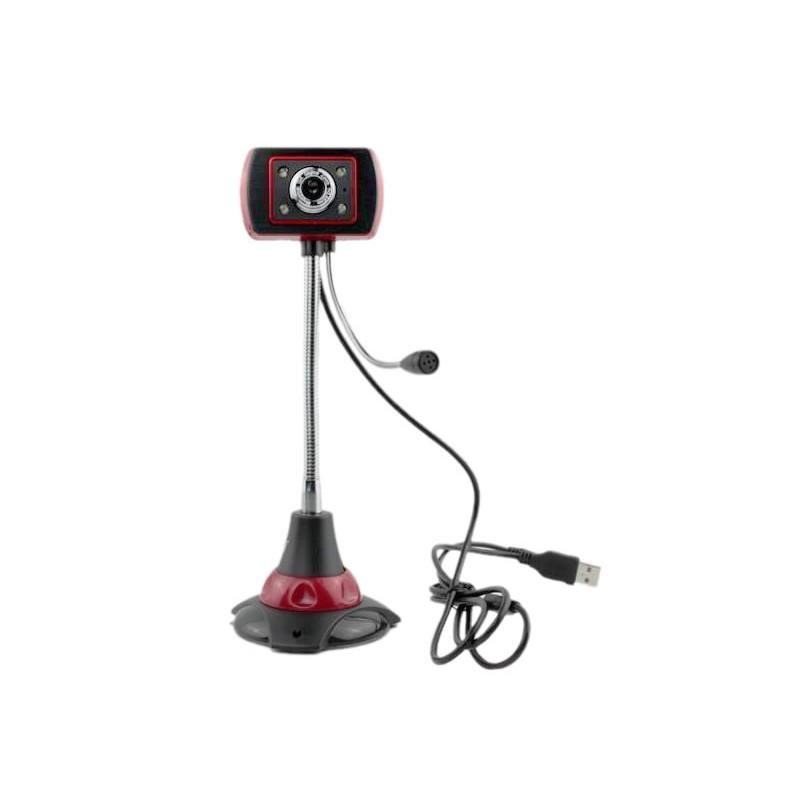 Camera web cu microfon, 640 x 480