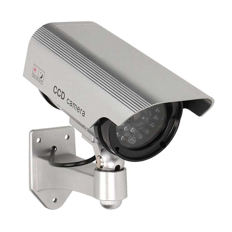 Camera supraveghere falsa CCTV Orno, 200 x 165 x 80 mm, 3 x AAA, 1.5 V, IP20 2021 shopu.ro