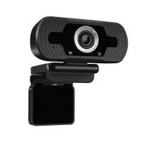 Camera web In One, 1080 P, USB 2.0, FullHD, trepied inclus, microfon incorporat, Negru