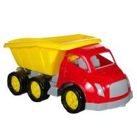 Camion cu remorca, 58 cm, Multicolor