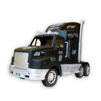 Camion Freight Truck WH-8687, sunet de motor, telecomanda