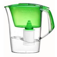 Cana de filtrare apa Barrier Premia, 2.5 l, Verde