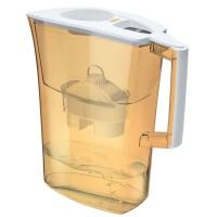 Cana de filtrare apa Laica Spring Apricot, 3 l, 5 etape filtrare